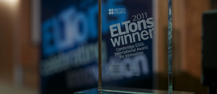 The ELTons awards