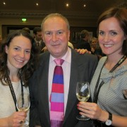 Clare Gossage, The PIE News, Tony Millns, English UK and Hannah Alexander, University of the Arts, London