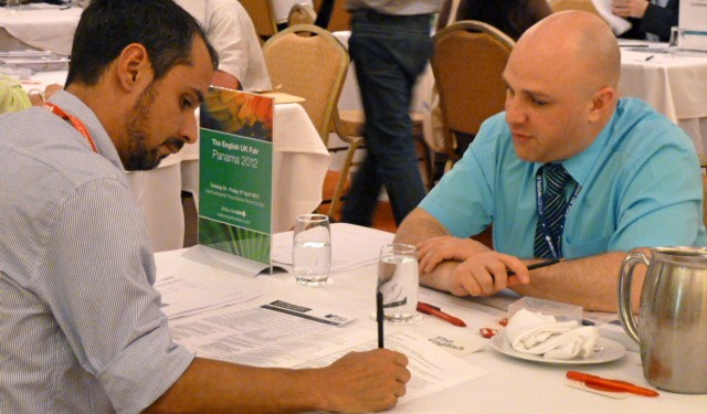 80 delegates from across Latin America attended the English UK Fair, Panama last week