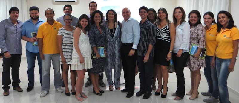 BELTA Members in Sao Luiz, Maranhao - Brazil