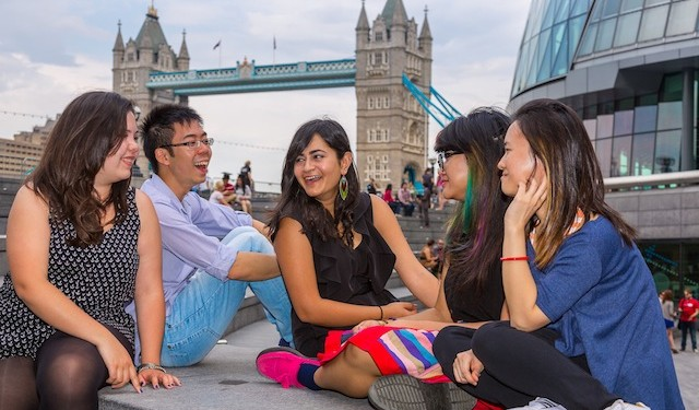 Students have shied away from London language schools this summer, fearing crowds and high prices