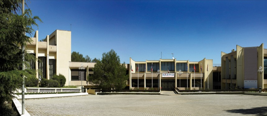 ELS's English Language Centre wil be on SKEMA's Sophia Antipolis campus