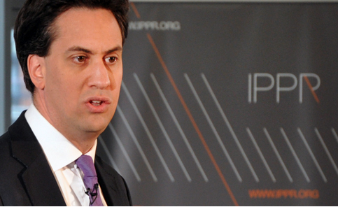 Labour leader Ed Miliband said English learners would be taken into consideration in his party's review of the immigration system