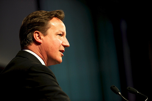 Prime Minister David Cameron is considering a policy change in student immigration according to a Downing Street source
