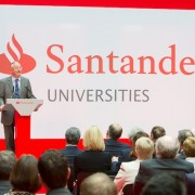 Eric Thompson, president of Universities UK