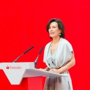 Ana Botín, head of Santander UK
