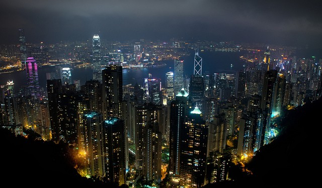 Overseas student interest in Hong Kong is growing, much of it from within Asia