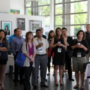 The First-Timers Social and Mentoring Event on June 24, 2012, was a chance to learn about the industry, best practices and specialized areas.
