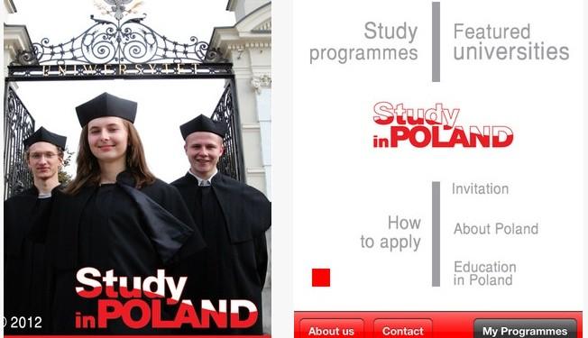 StudyinPolandApp