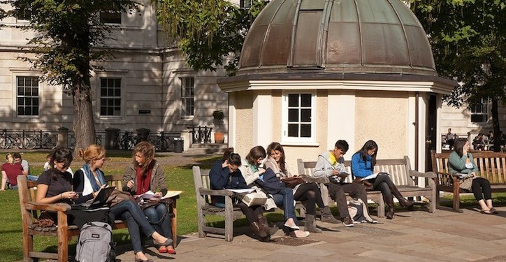 Photo: UCL London