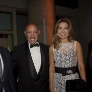 George Soros, Thomas A. Russo, Princess Ghida Talal of Jordan, Henry G. Jarecki