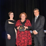 Teacher of the Year, Nicole Gibson, Marjorie Milner College