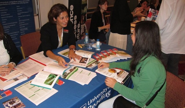Schools from around the world attended A2's recent Turkish fairs which passed through four cities