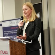 Dr. Gina Hobson, CEO of BAC