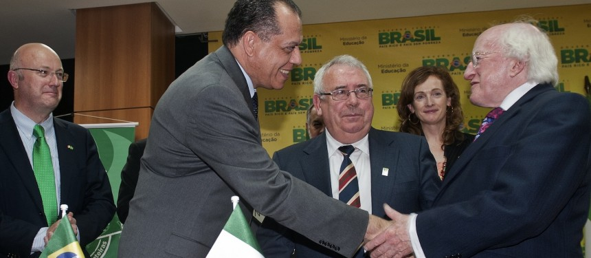 The agreement was secured during an Enterprise Ireland lead trade mission to Brazil.