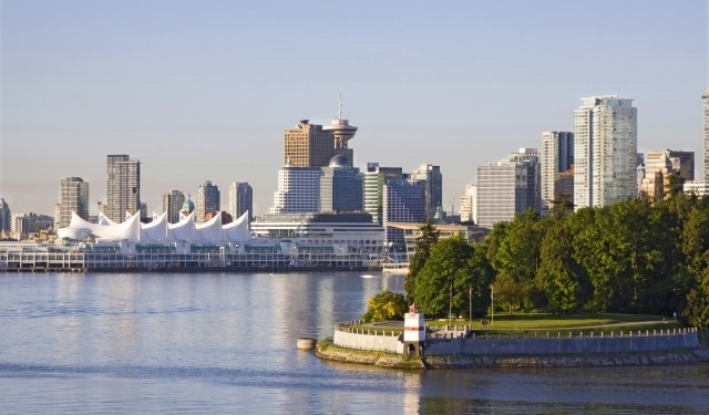 "Canada triumphed in the individual ""education"" category as well as overall ""most reputable country""; Vancouver (pictured) is its flagship city"