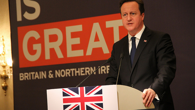 Cameron reinforced the message that all genuine Indian students are welcome in the UK
