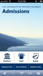 University of British Columbia 2