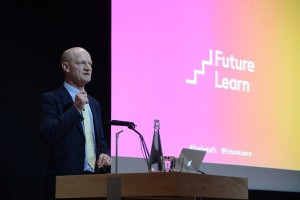 Willetts believes MOOCs will disrupt recruitment channels for both domestic and international education