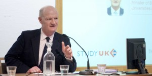 Willetts signals new UK HE regulation for all