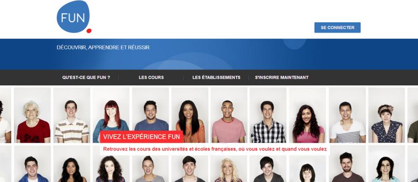 88,000 people have enrolled on France Université Numérique courses since registration opened in October