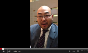 Colin Chen, MD of OSSC, speaks with The PIE News