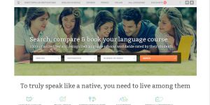 New online booking site for language stays
