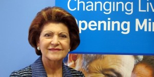 Androulla Vassiliou, European Commissioner for Education