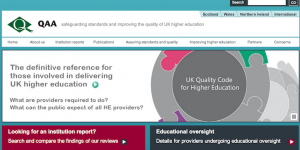UK: QAA calls for tougher regulation of private sector