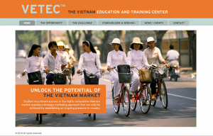 25 US schools have asked VETEC in Vietnam about formal representation