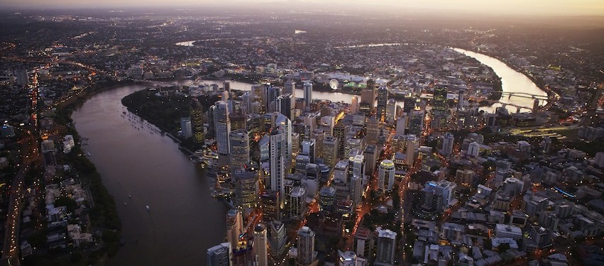 Brisbane, which has many initiatives designed to bolster its international education industry. Photo: Brisbane Marketing