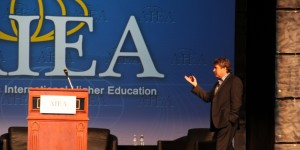 AIEA urges educators to foster innovation, increase access