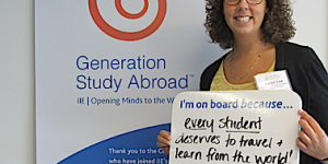 IIE targets K-12 teachers for Study Abroad pledge