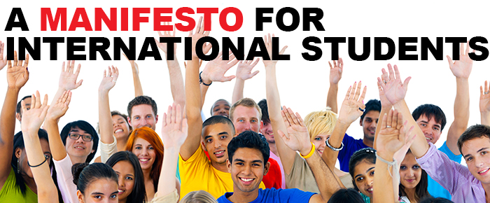 UKCISA launches international student manifesto