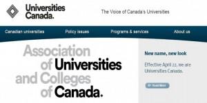 AUCC rebrands as Universities Canada