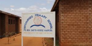 Hotcourses raises £110,000 for its Kenyan school