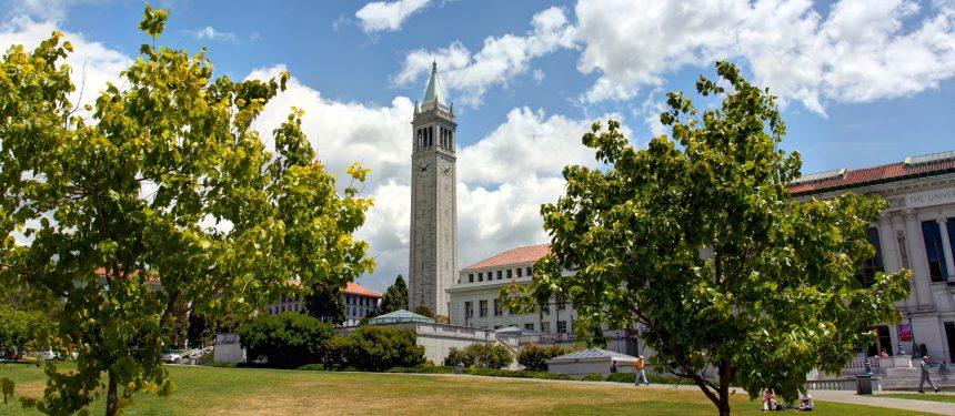 UC Berkeley campus, University of California, USA