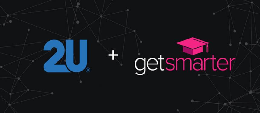 2U buys GetSmarter online platform
