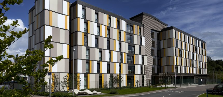 Ireland, purpose built student accommodation