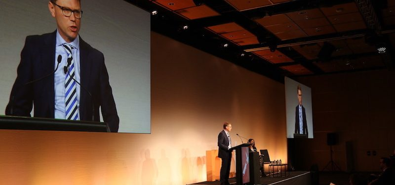Paul Goldsmith, minister for tertiary education, skills and employment, recommitted his party's support of the international education strategy in New Zealand