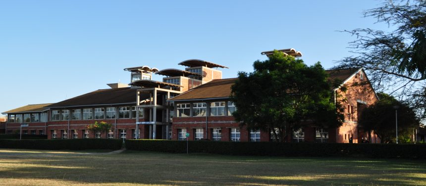 Kenya's Jomo Kenyatta University of Agriculture and Technology, one of the locations of the Pan African University.