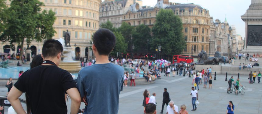 Mobile Chinese students see the UK as an attractive option, but enrolments don't tally with the interest shown.