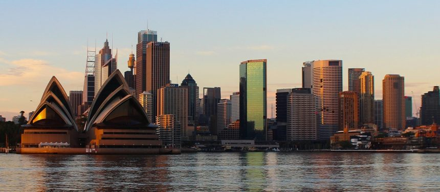 Records have continued to fall for Australian international education, but clouds are starting to form, as the country's reliance on China increases. Photo: Pexels