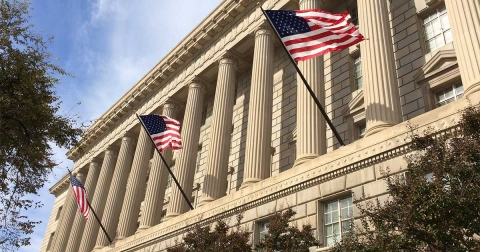 The letter asked the US Department of Commerce (pictured) to continue supporting vital services for the international education industry. Photo: commerce.gov