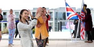 U of Nottingham Malaysia celebrated
