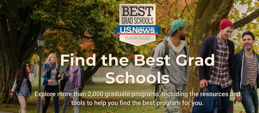 News Announces 2020 Best Graduate Schools