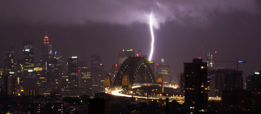 A financial storm may be coming for Australian universities. Photo: Mariano Carpentier/Unsplash