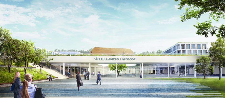 EHL Campus Lausanne