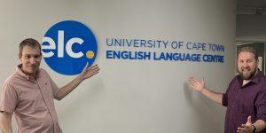 Uni Cape Town ELC & Kurus English partner